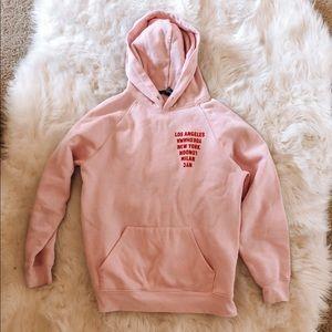 """""""city"""" hoodie"""